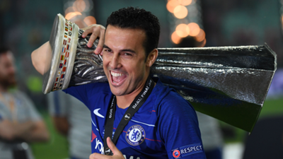Pedro Chelsea Europa League 2018-19