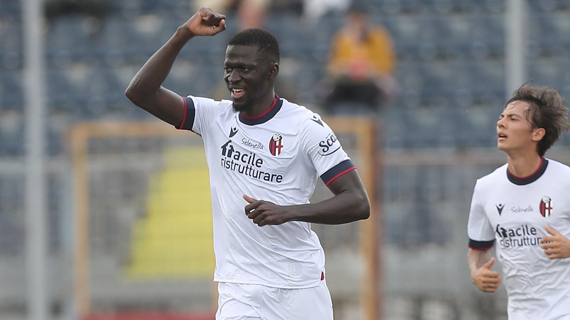 Musa Barrow opens season account as Bologna bow to Empoli