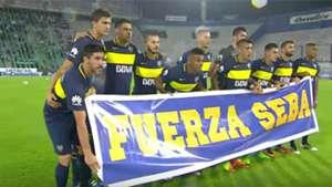 Fueza Seba Boca Velez Primera Division 09042017