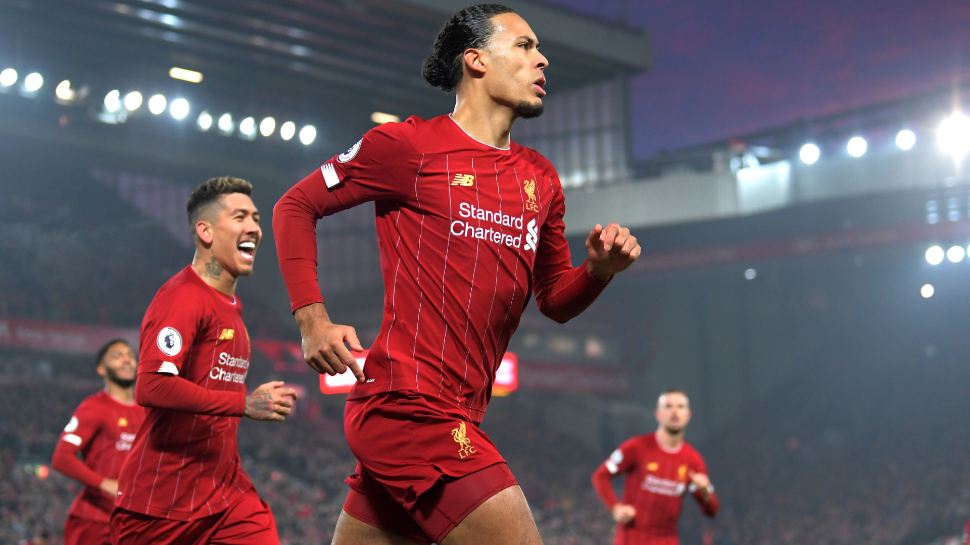 'Firmino will get his goal at Anfield' – Liverpool striker backed by Robertson after VAR frustration