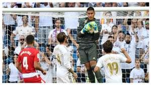 Areola Real Madrid Granada