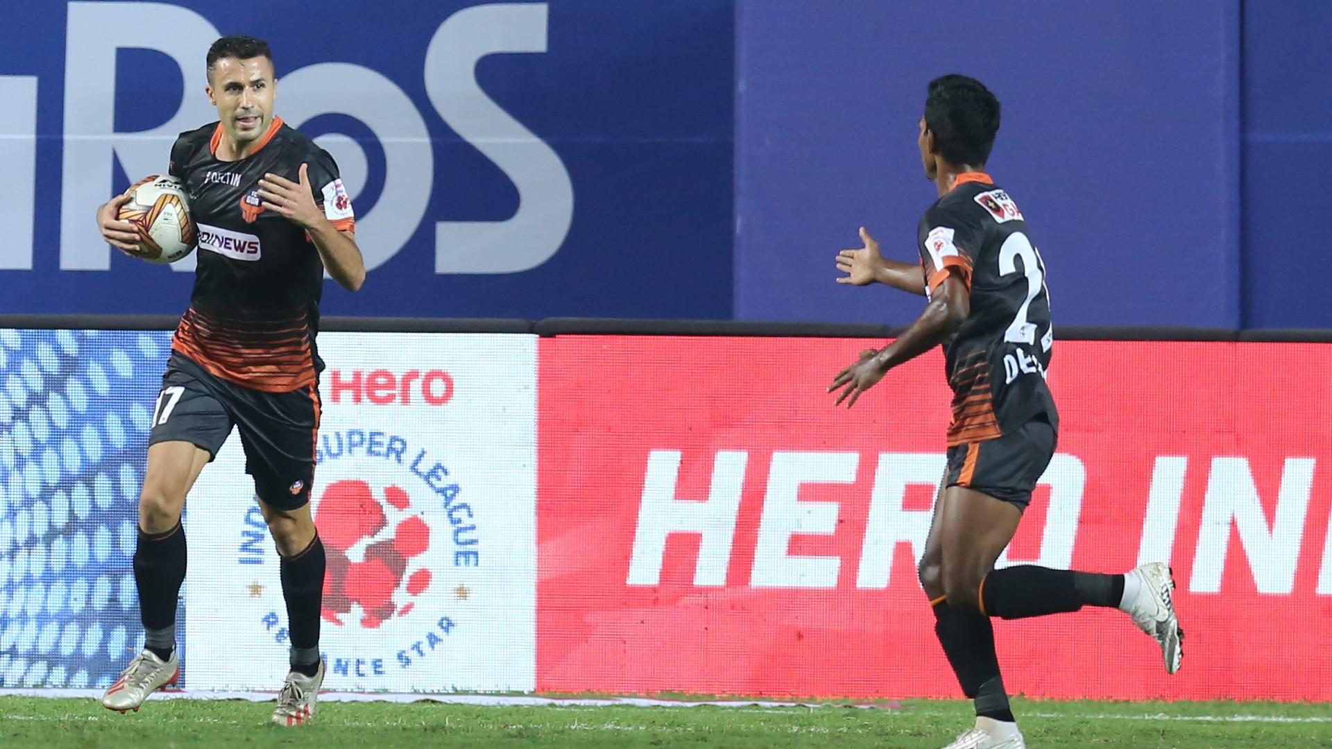 Jamshedpur 1-1 FC Goa: Igor Angulo brace completes Gaurs' sensational comeback