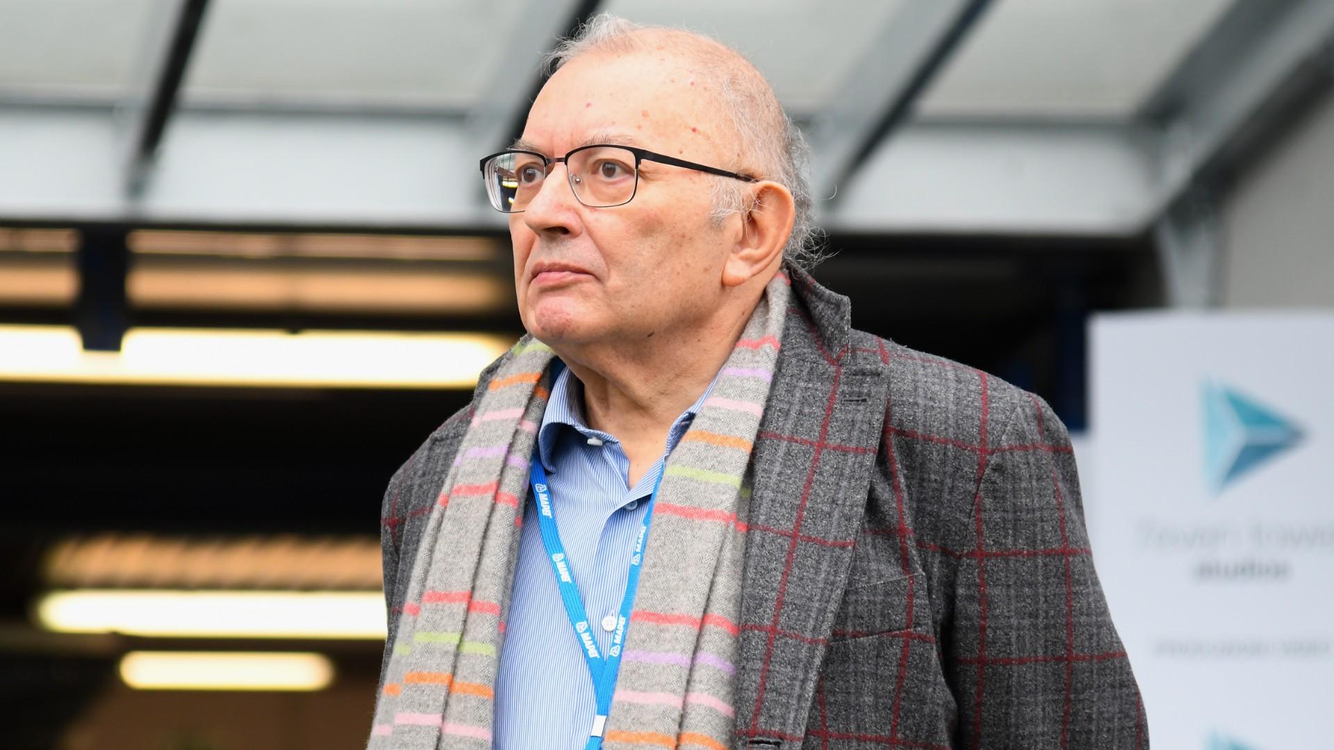 Si è spento all'età di 76 anni Giorgio Squinzi