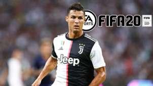 Cristiano Ronaldo Juventus Turin FIFA 20