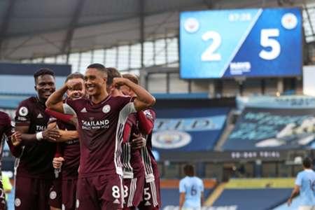 El resumen del Manchester City vs. Leicester City de la Premier League: vídeo, goles y estadísticas | Goal.com