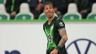 Wout Weghorst Wolfsburg Bundesliga 06102019