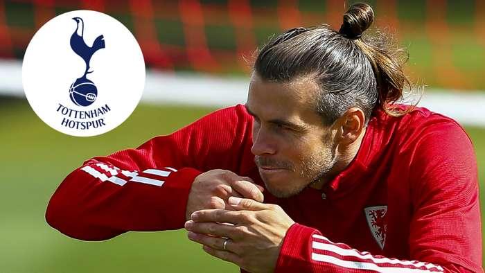 Gareth Bale Wales Tottenham
