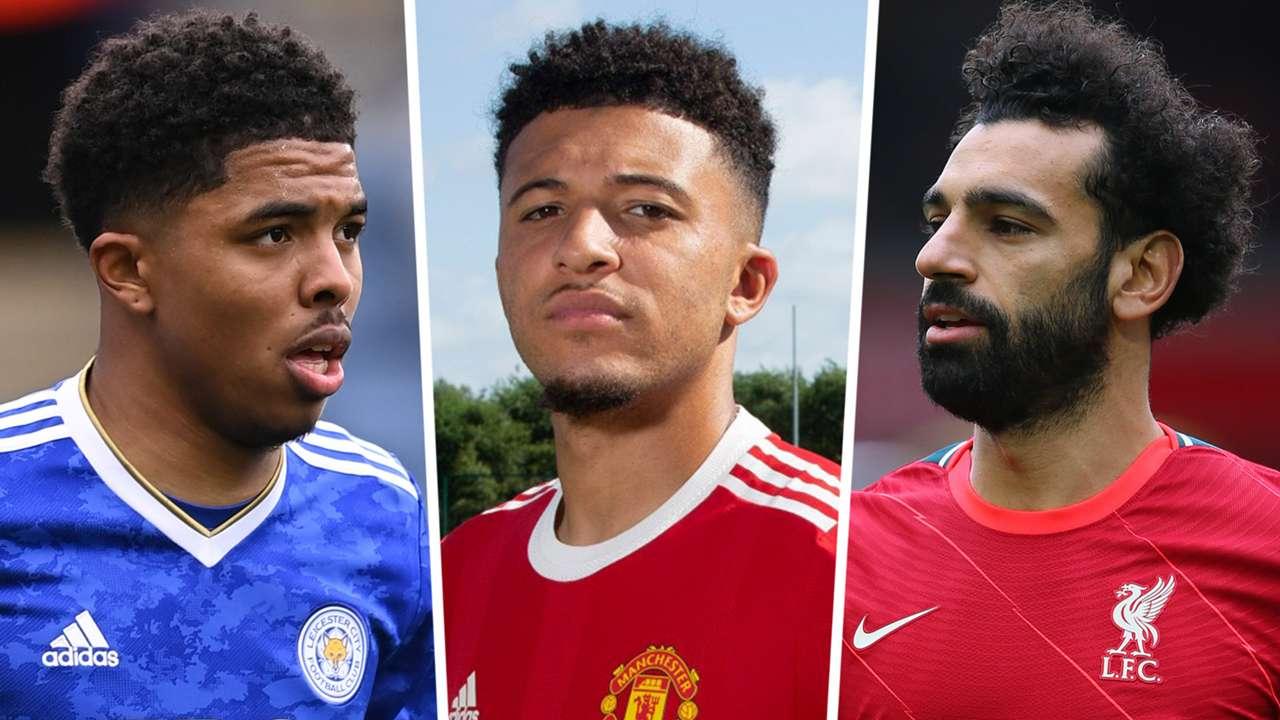 Wesley Fofana Jadon Sancho Mohamed Salah 2021-22