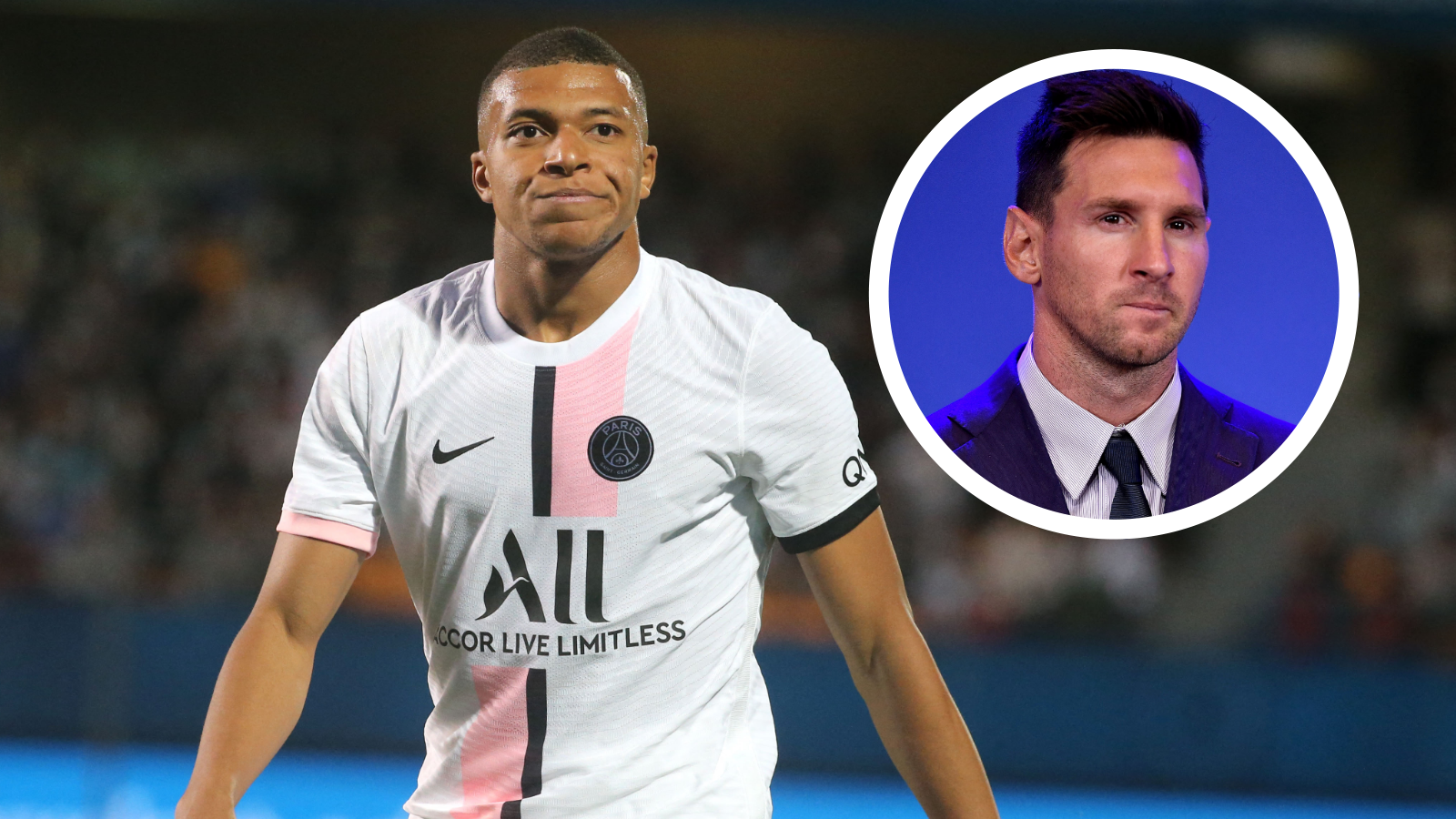 'There's no excuse for him now' - Mbappe has to stay at PSG after Messi signing, insists Al-Khelaifi