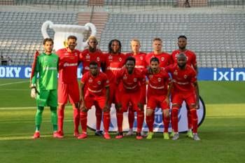 Antwerp Champions vs. Club Brugge 08/01/20