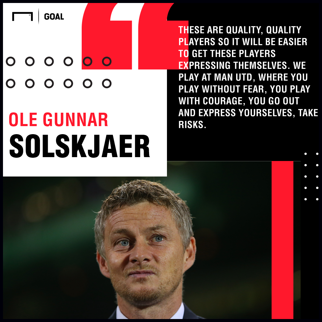 Solskjaer S First Press Conference The Smile Is Back Will The Real Man Utd Follow Goal Com