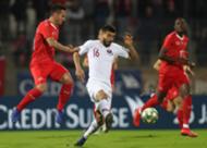 قطر - سويسرا