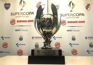 Supercopa Argentina Boca RIver