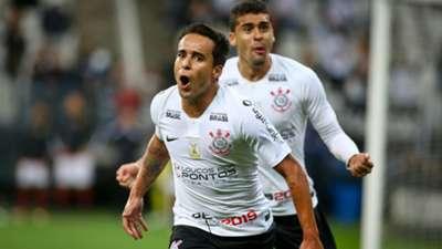 Jadson e Léo Santos - Corinthians - 16/09/2018