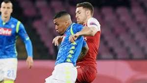 Mercato, Naples : Allan toujours intéressé par le PSG ?