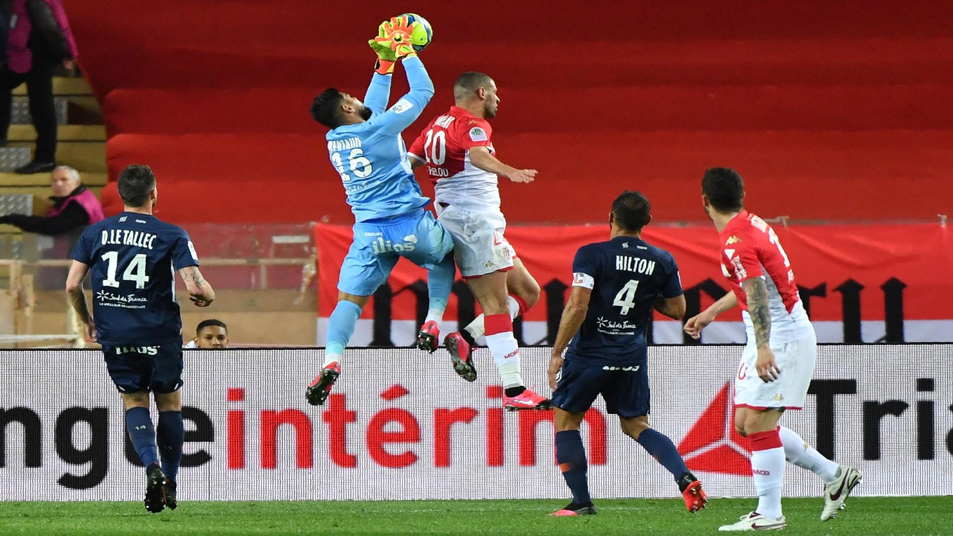 Monaco-Montpellier (1-0) - Slimani fait encore gagner Monaco