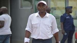 Berekum Chelsea coach Randolf Armah Stephen