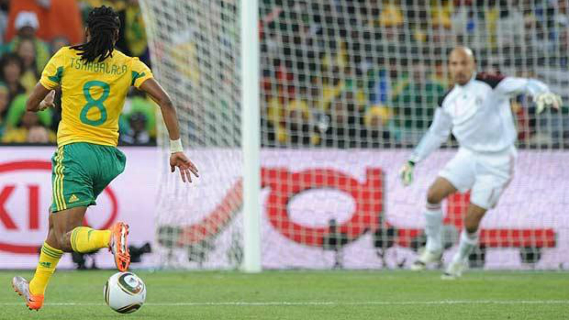 Tshabalala vs Mexico 10 years on: A goal for all Africa?