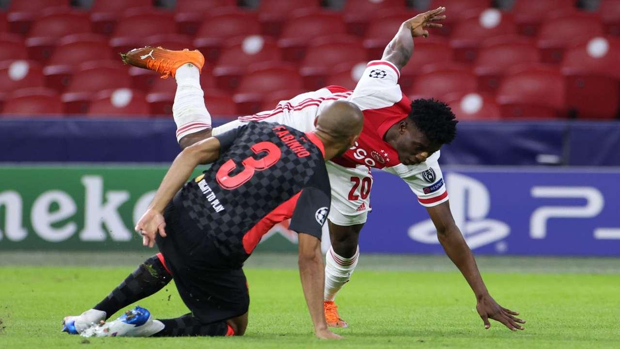 Mohammed Kudus Ajax 2019
