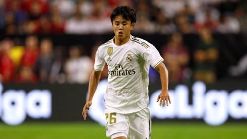 20190720_Takefusa Kubo_Real Madrid