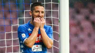 Dries Mertens Napoli 2018