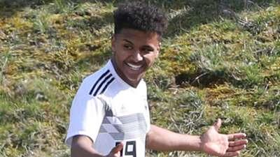 Karim Adeyemi Germany U17 2019