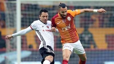 Adriano Yasin Oztekin Besiktas Galatasaray