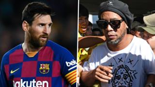 Lionel Messi Ronaldinho 2020