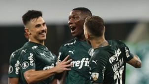 Patrick de Paula Palmeiras Delfín Libertadores 02 12 2020