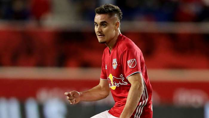 Aaron Long Red Bulls Minnesota United