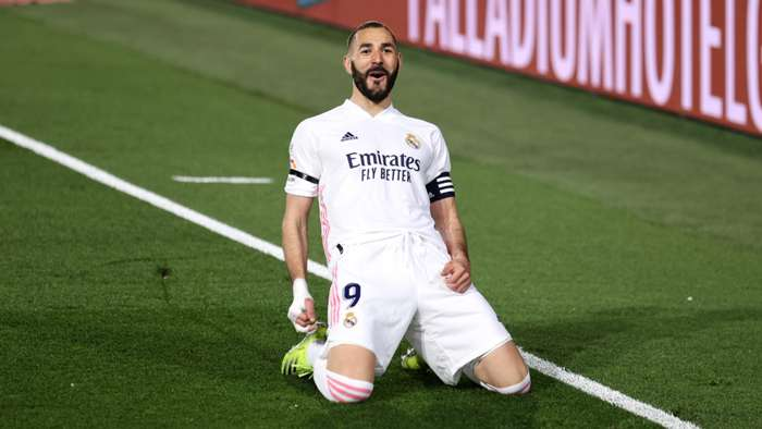 Benzema Real Madrid 2021