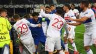 Everton Lyon Europa League