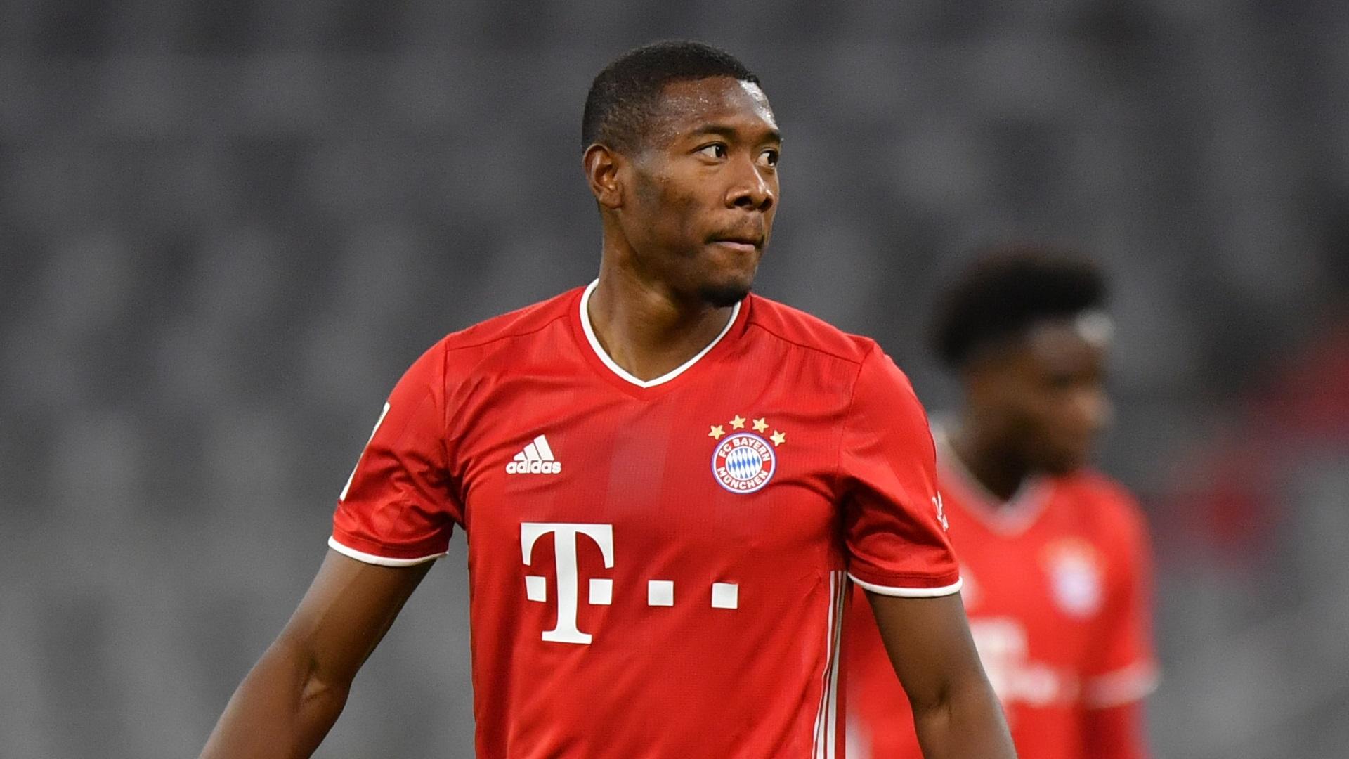 Alaba U0026 39 Disappointed And Upset U0026 39 With Bayern Munich As