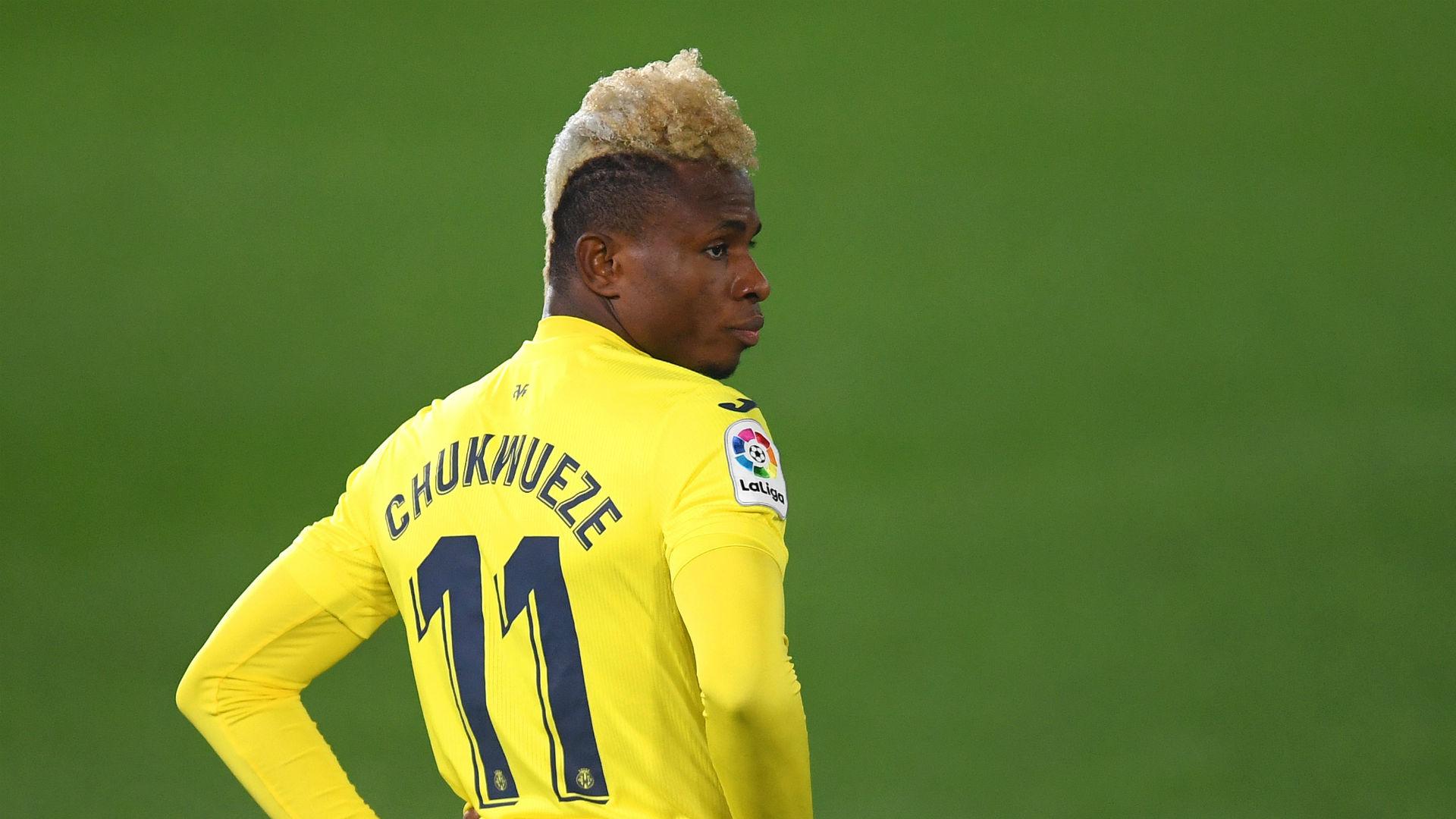 Samuel Chukwueze becomes youngest Villarreal centurion   Goal.com