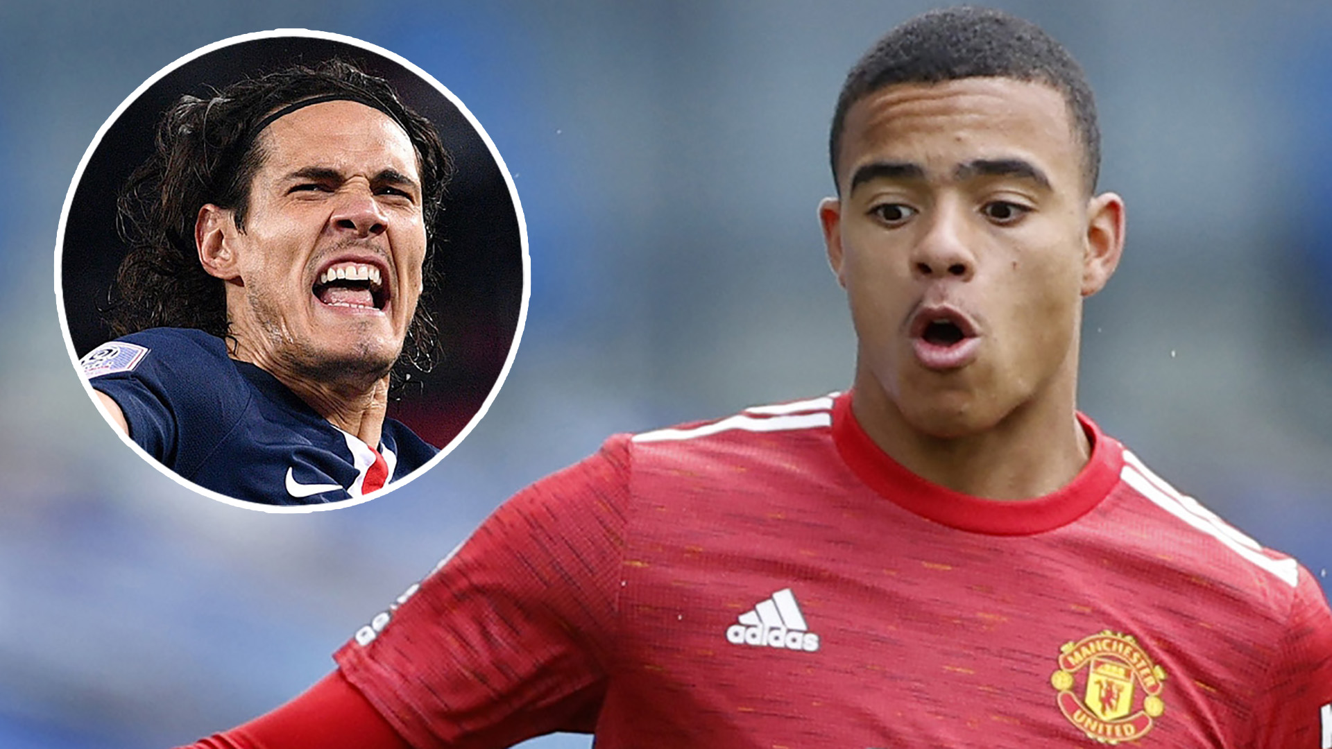 'Cavani can teach Greenwood' - Man Utd teenager will benefit most from ex-PSG star's arrival at Old Trafford, says Ferdinand