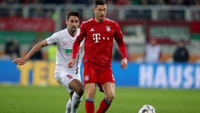 Robert Lewandowski Bayern 15022019