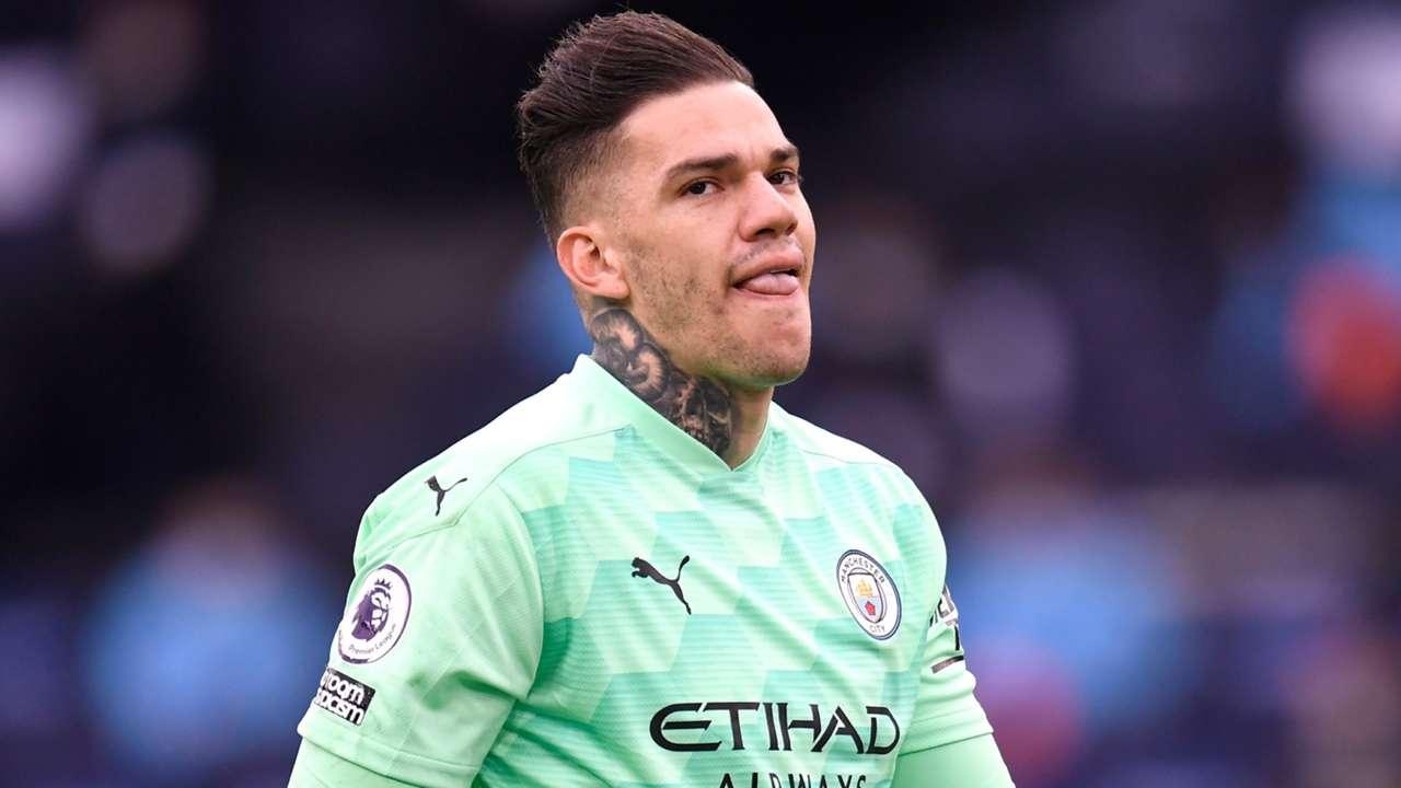 Ederson Manchester City 2020-21