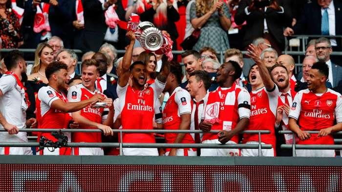 Walcott Arsenal FA Cup