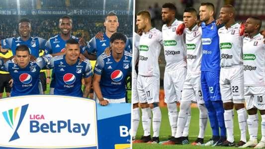 Nóminas de Millonarios vs. Once Caldas, por la Liga BetPlay 2020: convocados, titulares y suplentes   Goal.com