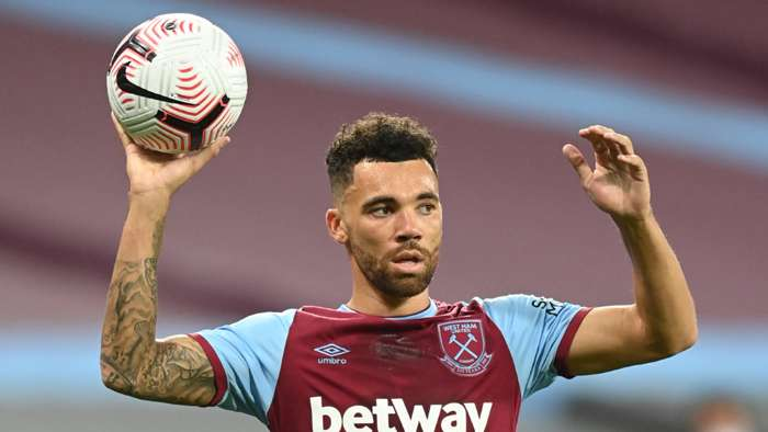 Ryan Fredericks West Ham 2020-21