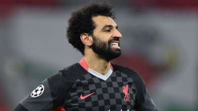 Mohamed Salah, Liverpool away, Champions League 2020-21