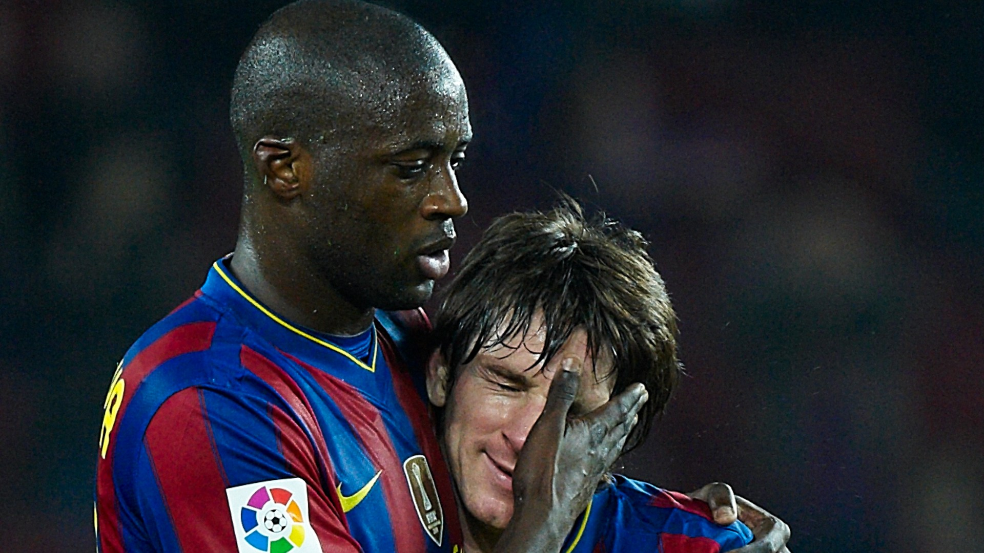 'What a special player you are!' – Yaya Toure pays tribute to Barcelona legend Messi