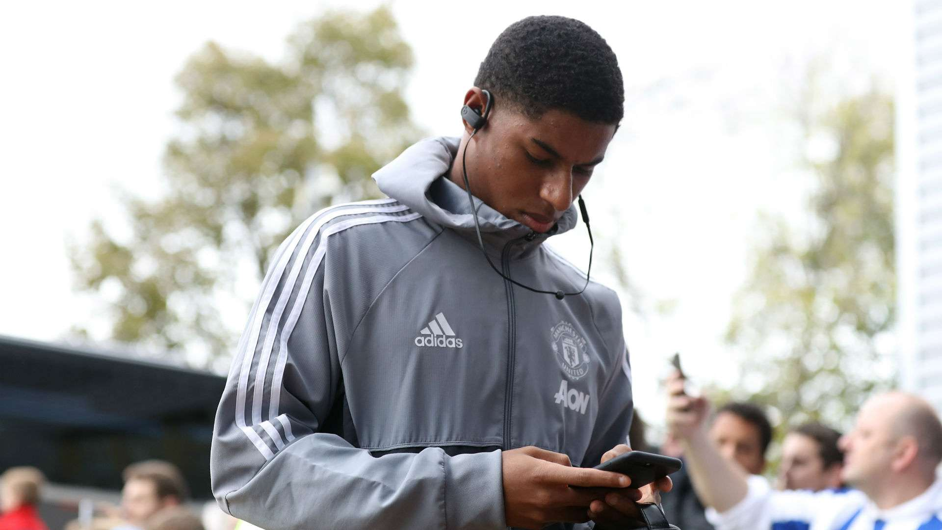 What Is Marcus Rashford S Net Worth And How Much Does The Man Utd Star Earn Goal Com