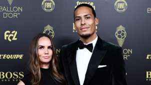 Virgil van Dijk, Ballon d'Or