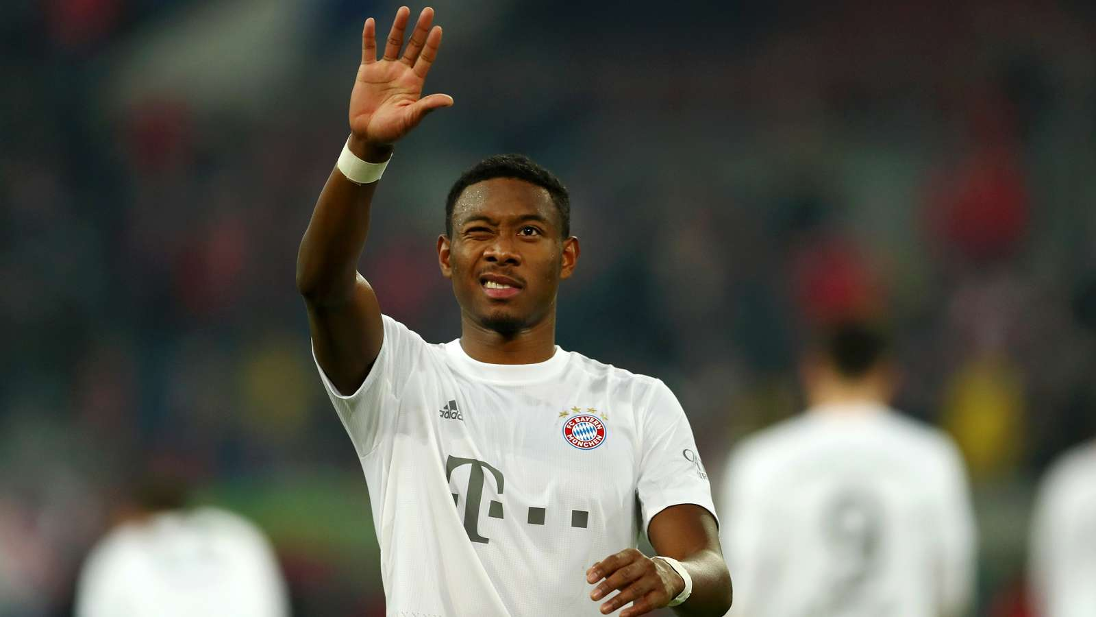 Alaba leaves Bayern exit door open and praises 'brave' Davies