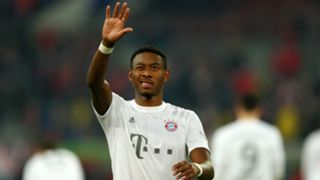 David Alaba Bayern Munich 2019