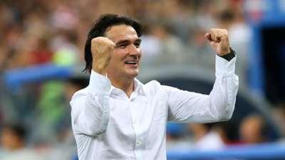 Zlatko Dalic Croatia World Cup 2018