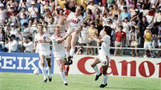 Belgium USSR World Cup 1986