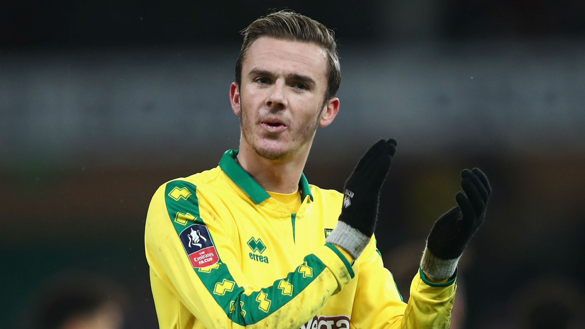 James Maddison Norwich