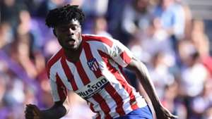 Thomas Partey's Atletico Madrid held at home by Valencia